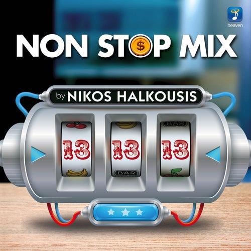 Non Stop Mix Vol. 13 By Nikos Halkousis