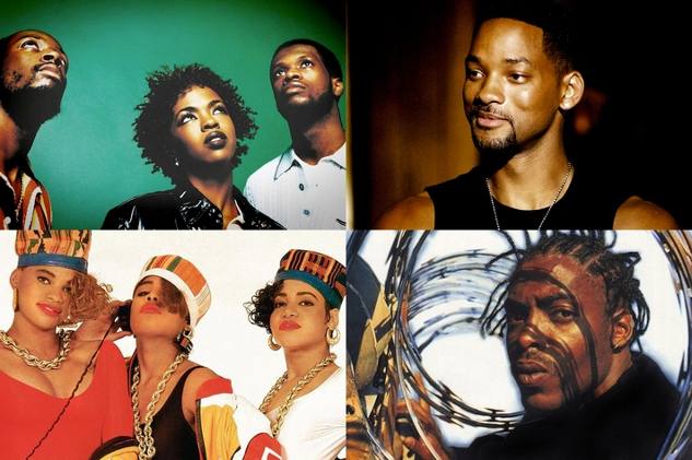 '90s Hip-Hop Hits Music – Songs, Albums & Artists