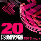 20 Progressive House Tunes 2013, Vol. 1 by Various Artists
