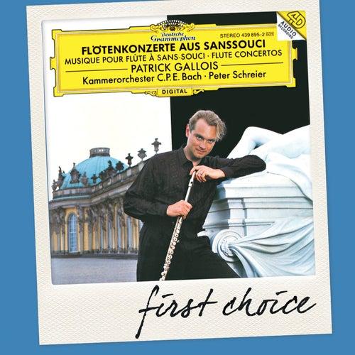 Flötenkonzerte aus Sanssouci by Patrick Gallois