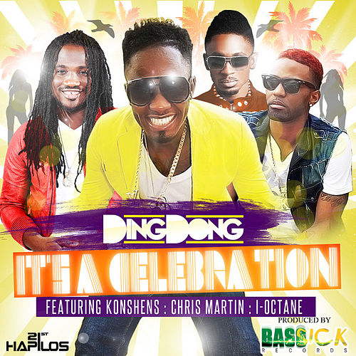 It's a Celebration - Single by Ding Dong