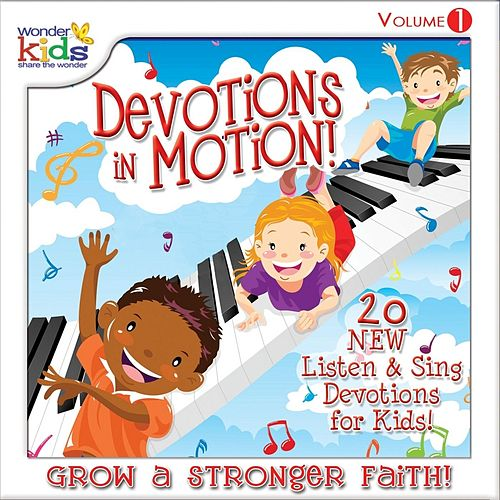 Devotions in Motion Vol. 1 by Wonder Kids