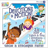 Devotions in Motion, Vol. 2 by Wonder Kids