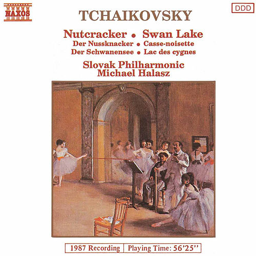 Nutcracker / Swan Lake by Pyotr Ilyich Tchaikovsky
