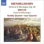 MENDELSSOHN / BRUCH: String Octets by Various Artists