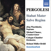PERGOLESI: Stabat Mater / Salve Regina in C minor by Giovanni Battista Pergolesi