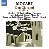 MOZART: Don Giovanni (highlights) by Wolfgang Amadeus Mozart