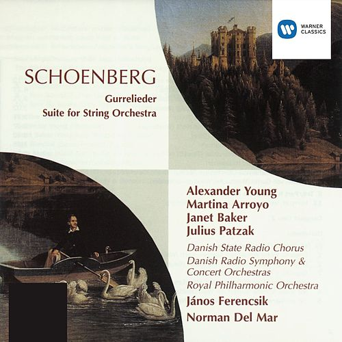 Schoenberg:Gurrelieder/Suite for String Orchestra by Royal Philharmonic Orchestra