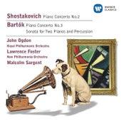 Shostakovich: Piano Concertos/Bartok: Sonata for 2 pianos & percussion by John Ogdon