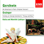 Gershwin:An American in Paris/Fantasy on Porgy & Bess by Marielle Labeque