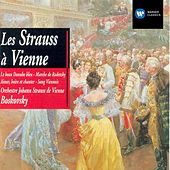 The Strausses of Vienna by Wiener Johann-Strauss-Orchester