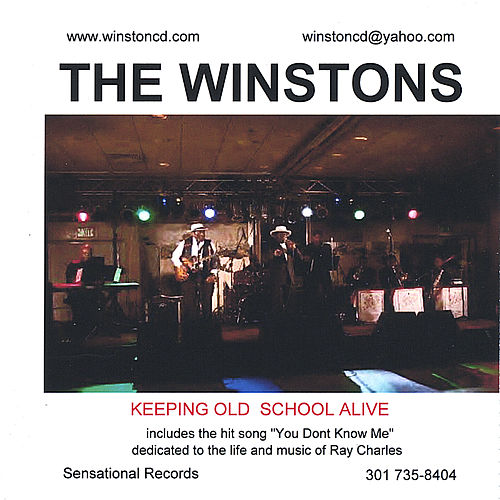 Keeping Old School Alive by The Winstons
