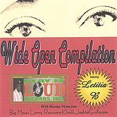 Wide Open  Compilation . by Various Artists