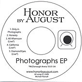 Photographs EP by Honor by August