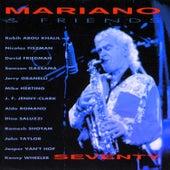 Seventy by Charlie Mariano