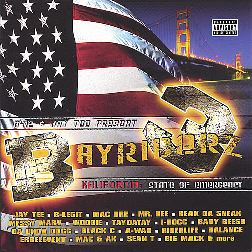Kalifornia State Of Emergency by Various Artists
