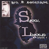Streetlegends by Various Artists