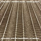 Different Trains / Electric Counterpoint von Steve Reich