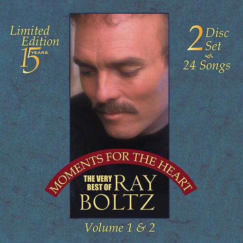 Moments for the Heart, Vol. 1 & 2 by Ray Boltz