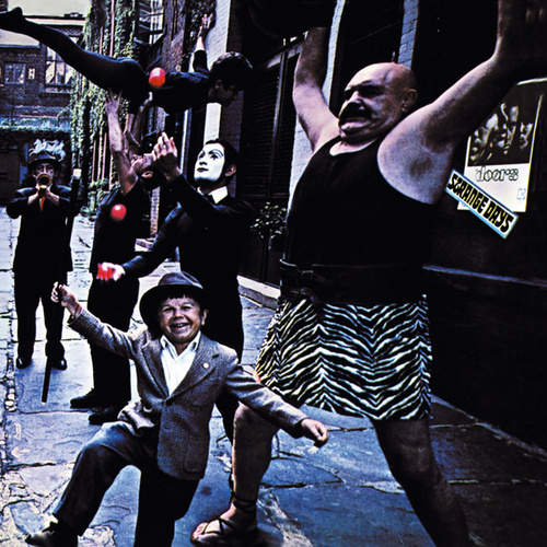 Strange Days by The Doors