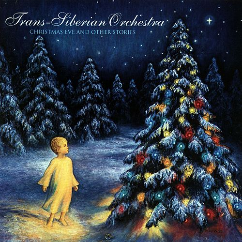 Christmas Eve And Other Stories by Trans-Siberian Orchestra