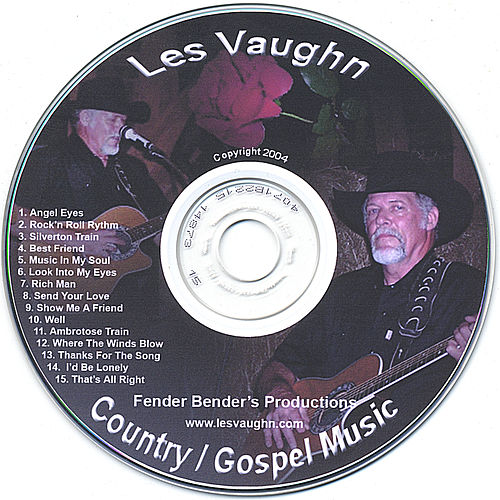 Christian/Country  Music by Les Vaughn