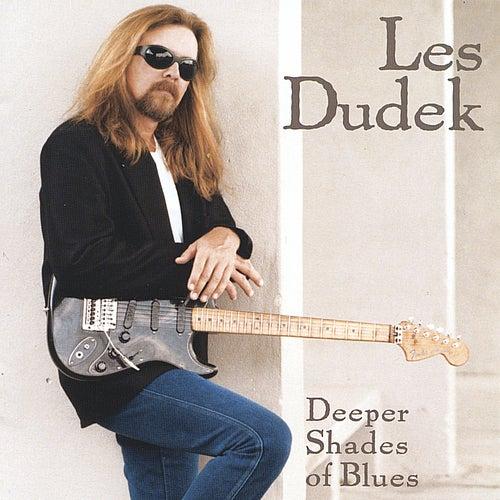 Deeper Shades of Blues by Les Dudek