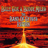 Band Of Gypsys Return by Buddy Miles