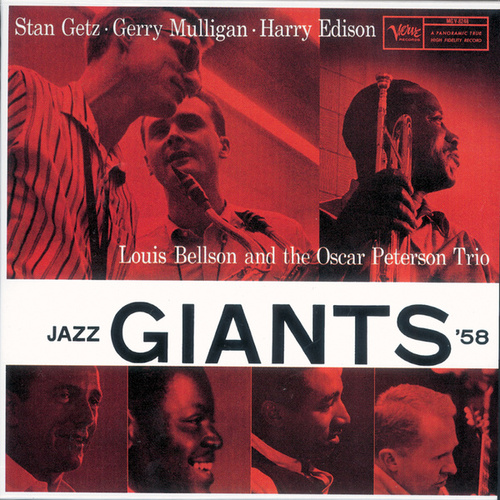 Jazz Giants '58 by Harry 'Sweets' Edison