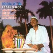 Argayú Sola, Ibeyis, Orishaoko, Naná Burucú by Lázaro Ros