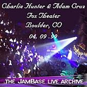 04-09-99 - Fox Theater - Boulder, CO by Charlie Hunter
