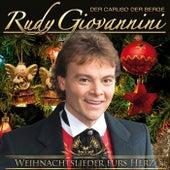 Weihnachtslieder fürs Herz by Rudy Giovannini
