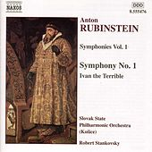 Symphonies Vol. 1 by Anton Rubinstein