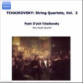 String Quartets Vol. 2 by Pyotr Ilyich Tchaikovsky