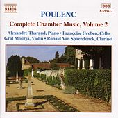 Complete Chamber Music Vol. 2 by Francis Poulenc