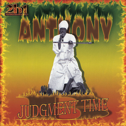 Judgment Time by Anthony B