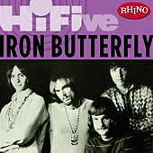 Rhino Hi-Five: Iron Butterfly by Iron Butterfly
