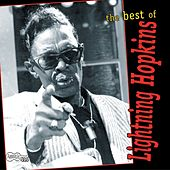 The Best Of Lightnin' Hopkins (Arhoolie) by Lightnin' Hopkins