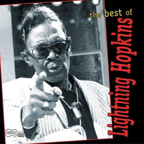 The Best Of Lightnin' Hopkins (Arhoolie) by Lightnin' Hopkins