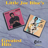 Greatest Hit's by Little Joe Blue's