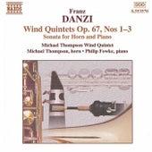 Wind Quintets Op. 67, Nos 1-3 by Franz Danzi