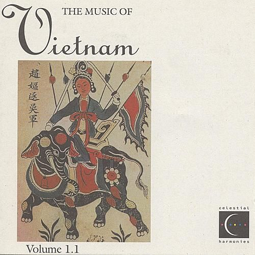 The Music of Vietnam, Vol. 1.1 von Various Artists