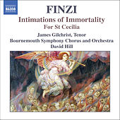 Finzi: Intimations Of Immortality / For St Cecilia by Gerald Finzi