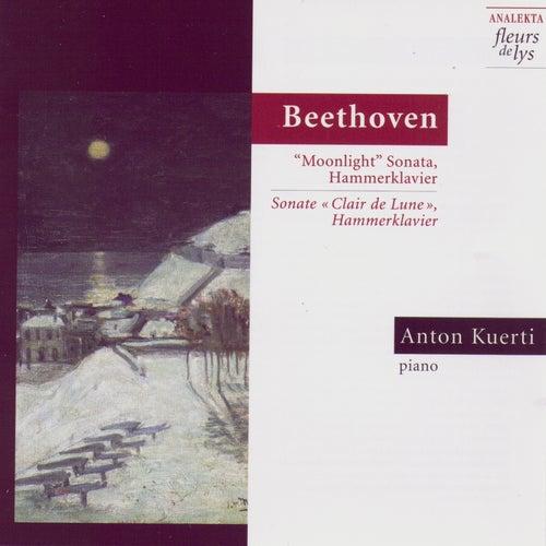 Moonlight Sonata, Hammerklavier Sonata (Beethoven) by Anton Kuerti