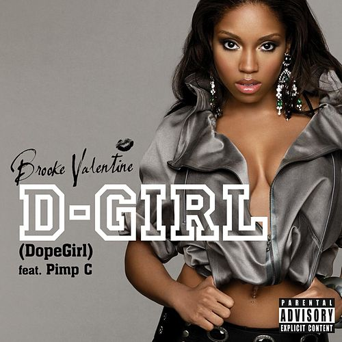 D Girl by Brooke Valentine