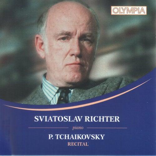 P.Chaikovsky 'Recital' by Sviatoslav Richter