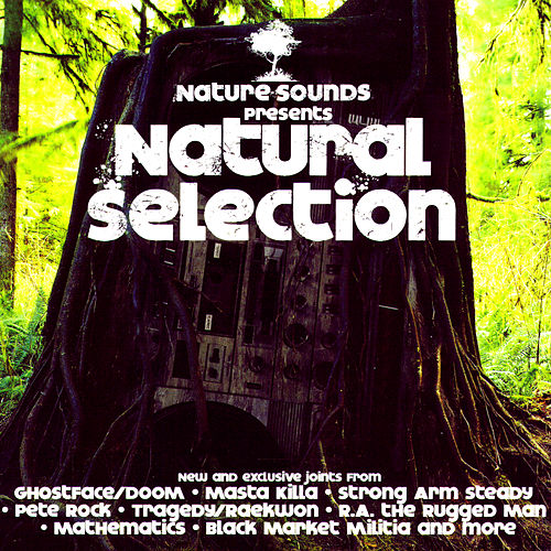 Nature Sounds Presents Natural Selection by Various Artists