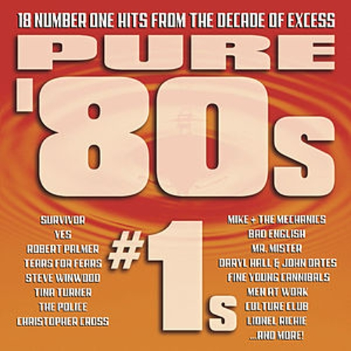 Pure '80s: #1s by Various Artists