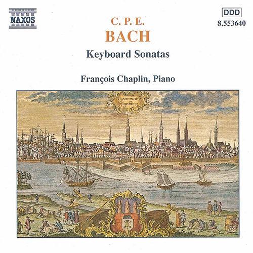 Keyboard Sonatas by Carl Philipp Emanuel Bach