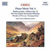 Piano Music Vol. 4 by Edvard Grieg